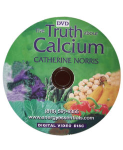 Caties-Organics-Whole-Plant-Foods-The-Truth-About-Calcium-CD-by-Catie-Norris