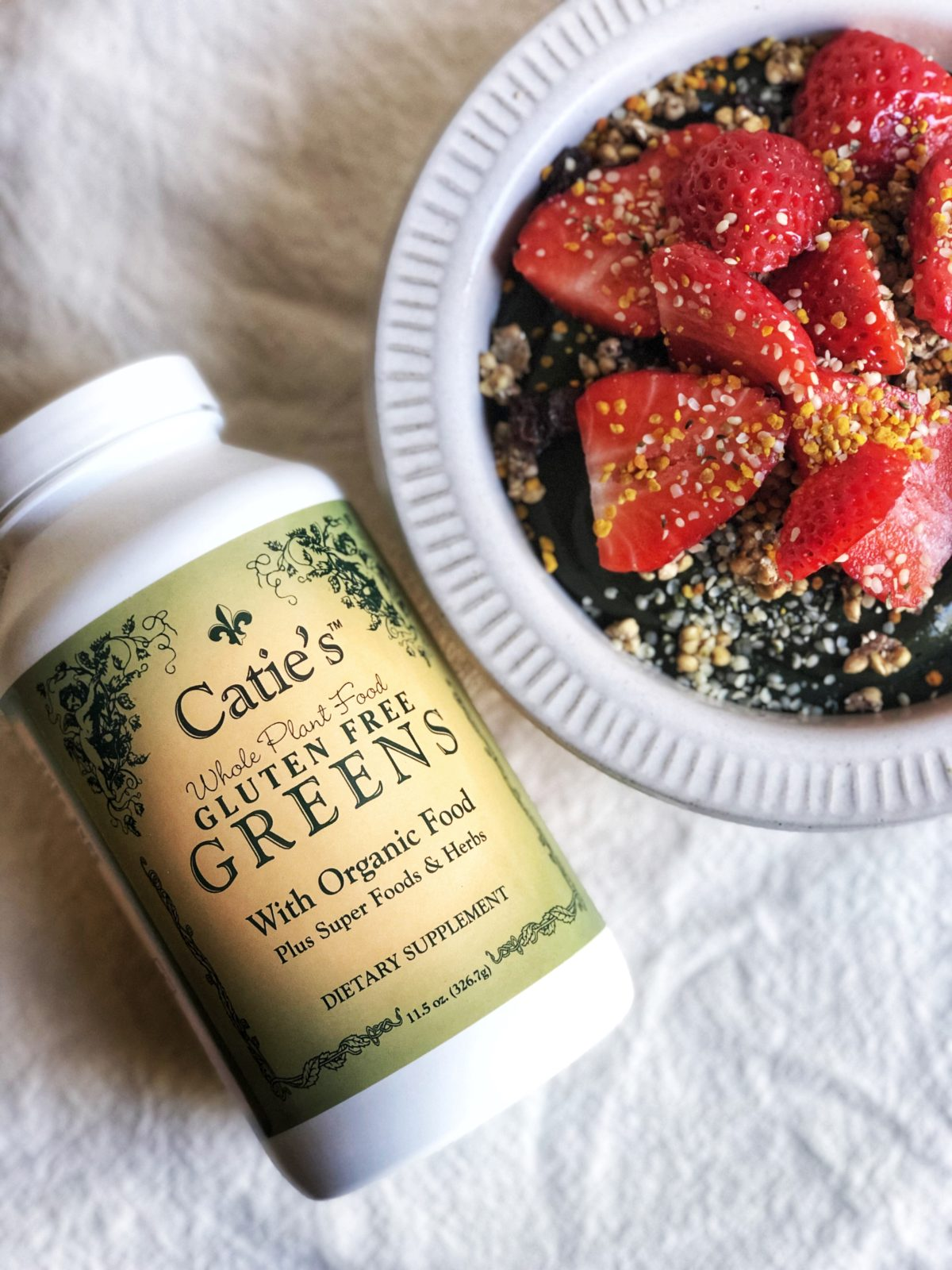 Catie's Organics Plant Based Supplements